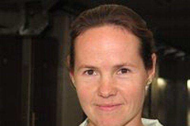 Krystyna Szwajkowska zajęła II miejsce na turnieju squasha