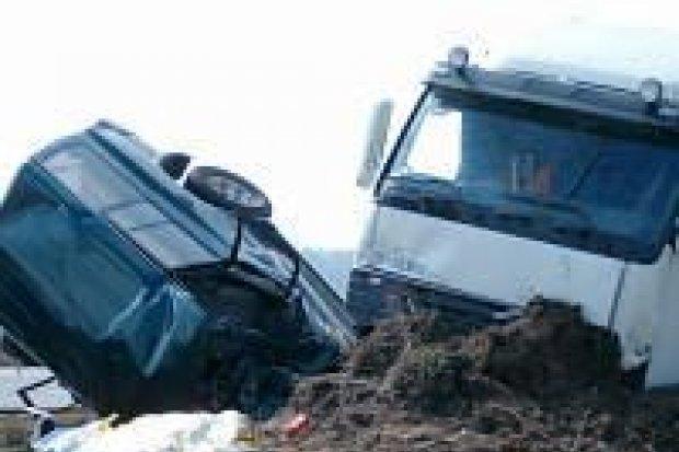 Dwie osoby zginęły w wypadku drogowym