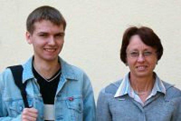Paweł Kowal został laureatem olimpiady biologicznej