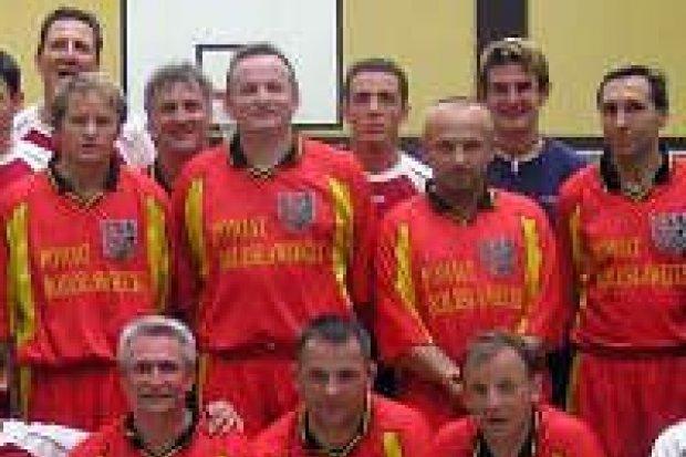 Kolejny piłkarski sukces radnych powiatu