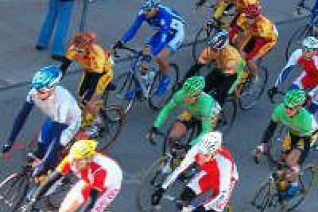 Z Bolesławca wystartował międzynarodowy wyścig kolarski