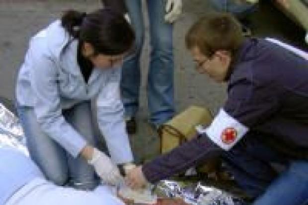 Rozegrano zawody w udzielaniu pierwszej pomocy