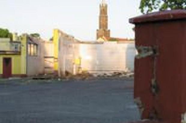 Miasto odzyskało teren niedaleko dworca PKS