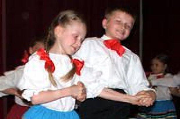 Dzieci wystąpiły w koncercie dla rodziców
