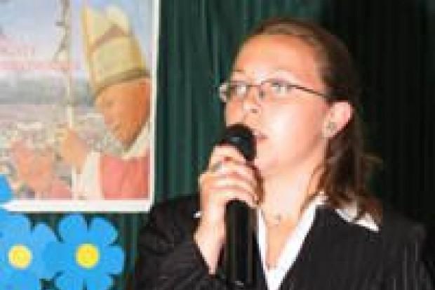 Młodzież wspominała Jana Pawła II