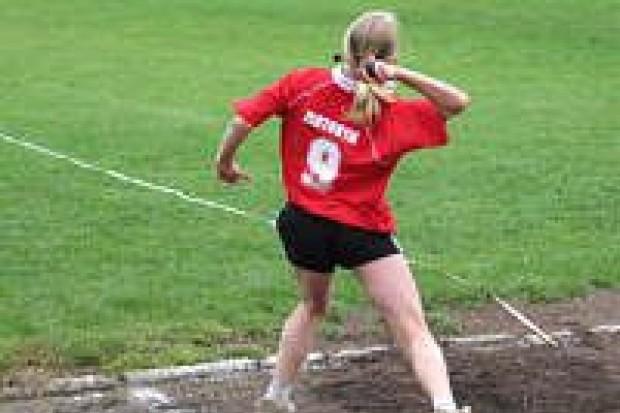 Szkoły specjalne rywalizowały w lekkiej atletyce