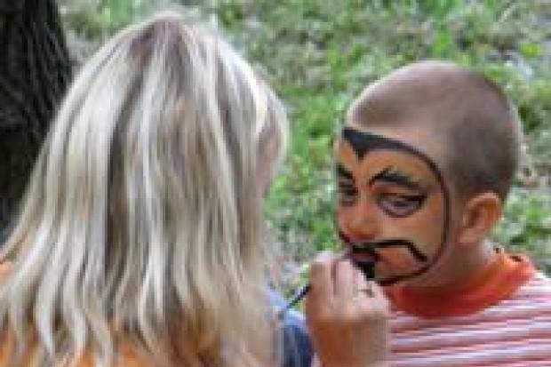 MOSiR zorganizował zabawę dzieciom
