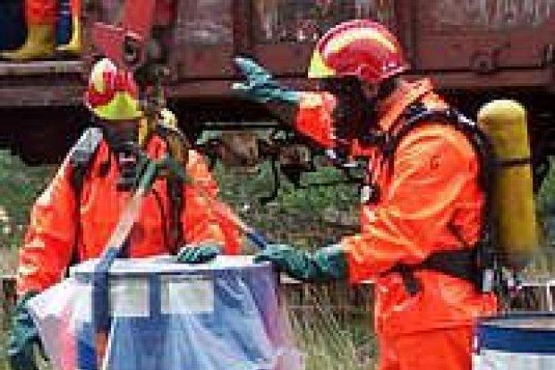 Grupy ratownicze ćwiczyły w Pstrążu