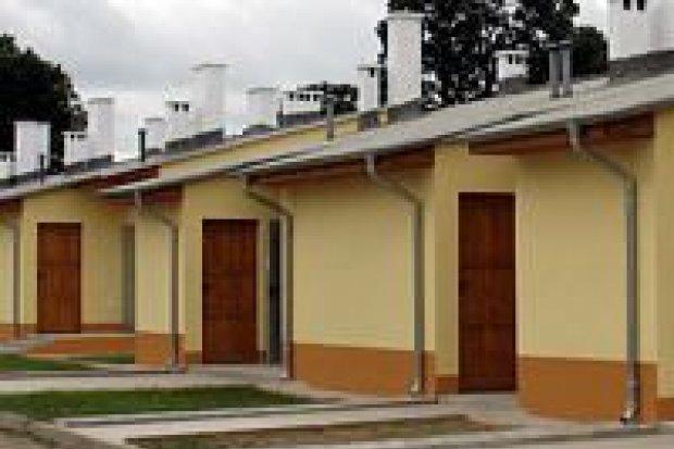 Oddano do użytku dwa budynki socjalne