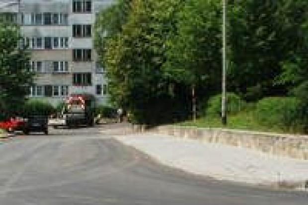 Wyremontowano łącznik dwóch ulic