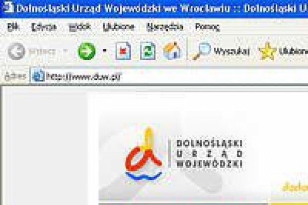 Urząd Wojewódzki ma nową stronę