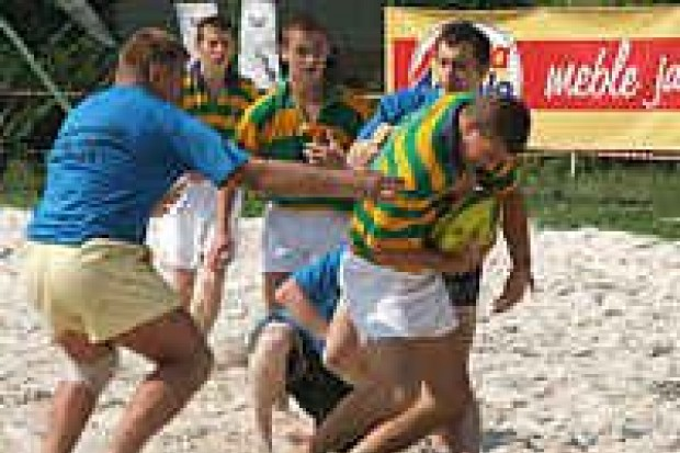 Bolesławianie wygrali turniej w rugby