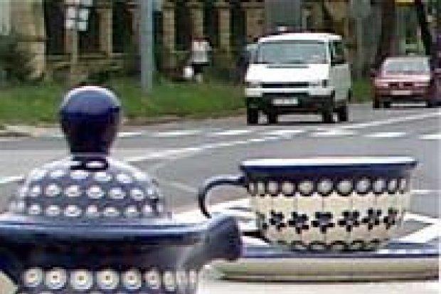 Ceramiczne symbole pojawiły się w Bolesławcu