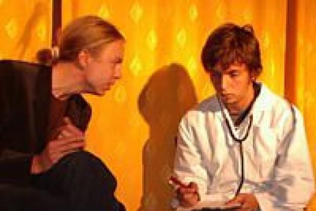 Kabaret Na Boku wystąpił w Klubie Pegaz