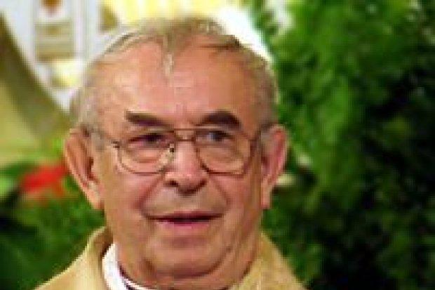 Ksiądz Edward Bober świętował jubileusz kapłaństwa