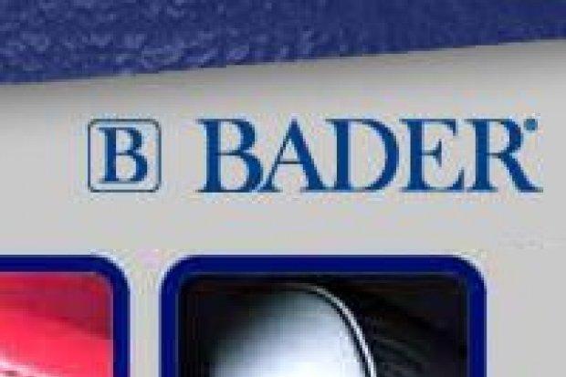 Firma Bader zbuduje kolejną halę produkcyjną
