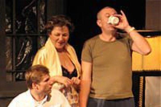Wrocławscy aktorzy wystawili Tango w Bolesławcu