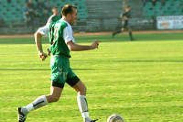 Bolesławieccy piłkarze zremisowali sobotni mecz