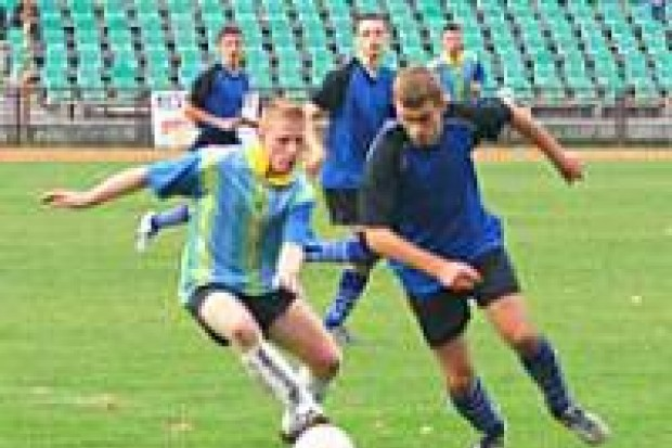 Zakończono rozgrywki piłkarskie szkół średnich