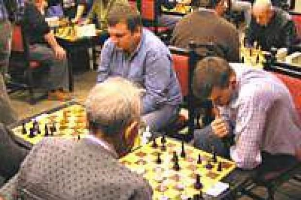 Wyłoniono mistrzów Bolesławca w szachach