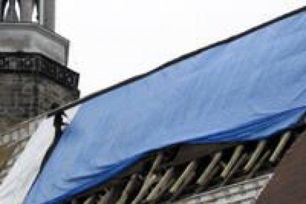 Dobiega końca remont dachu Sanktuarium