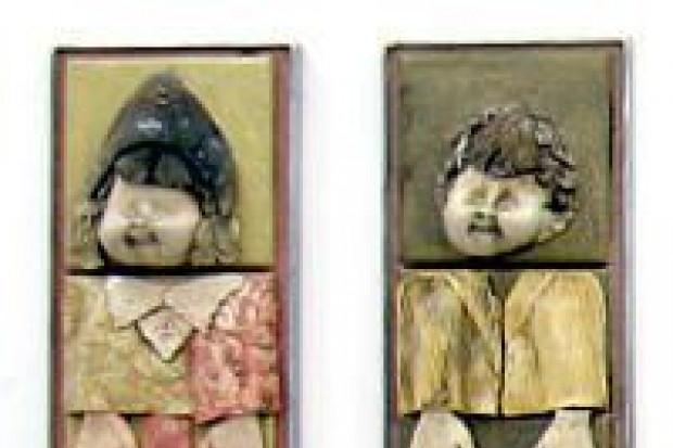 Niecodzienne prace wystawiono w galerii BOK