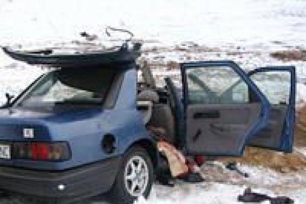 Jedna osoba zginęła a trzy zostały ranne w wypadku