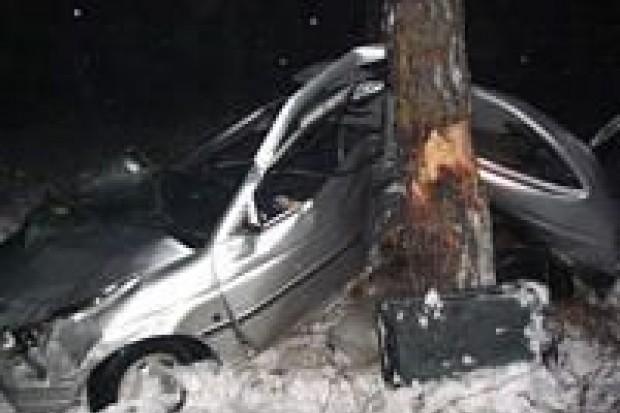 Mężczyzna zginął w wypadku na autostradzie