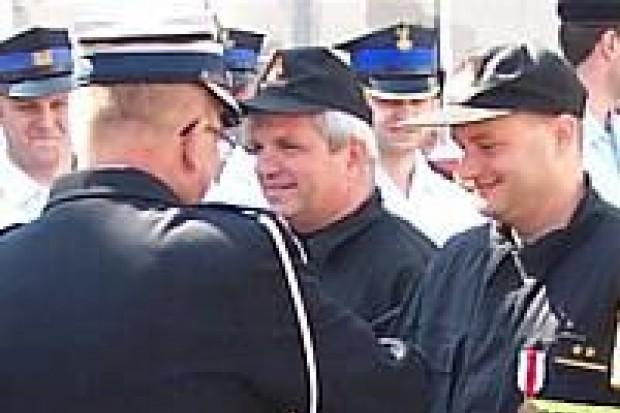Strażacy obchodzili dzień św. Floriana