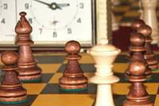 Najlepsza w szachy jest Szkoła Podstawowa nr 4