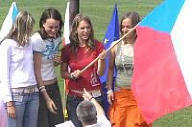 Sportowcy z Czech gościli w Bolesławcu