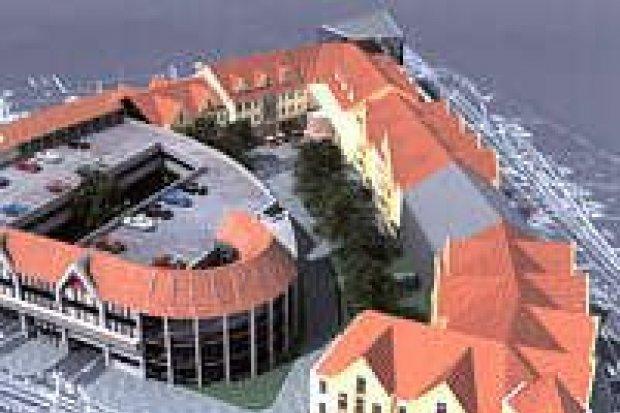 Jest problem z budową galerii handlowej w Bolesławcu