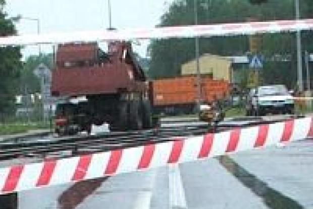 Trwa remont przejazdu kolejowego na obwodnicy