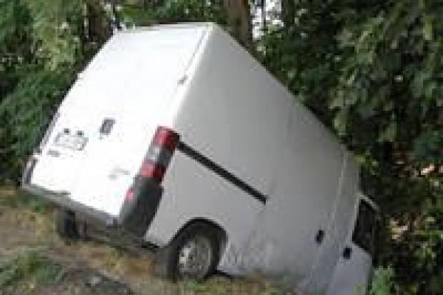 W wypadku zginął kierowca busa