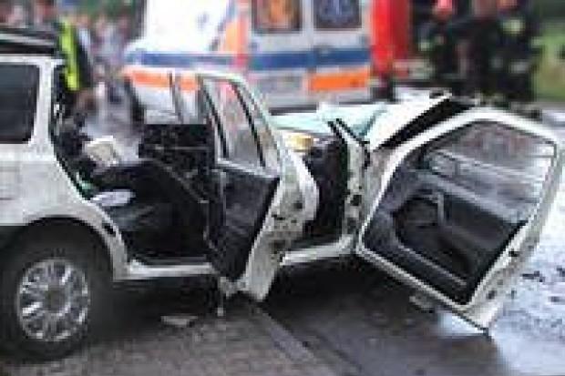 Mężczyzna zginął w wypadku w Kruszynie