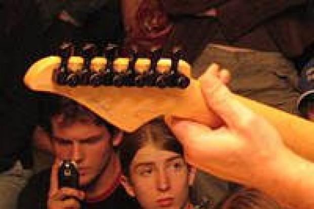 Koncert bluesowy zorganizowano w Opałkowej Chacie