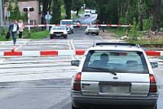 Przejazd kolejowy na ulicy Polnej będzie zamknięty 5 dni