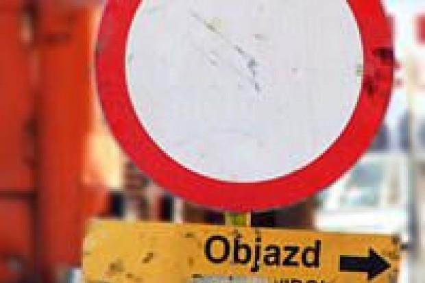 Droga z Bolesławca do Ocic jest zamknięta