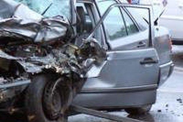 Kobieta zginęła w wypadku w Kruszynie