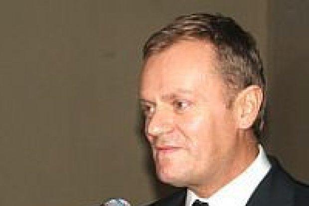 Donald Tusk gościł w Bolesławcu