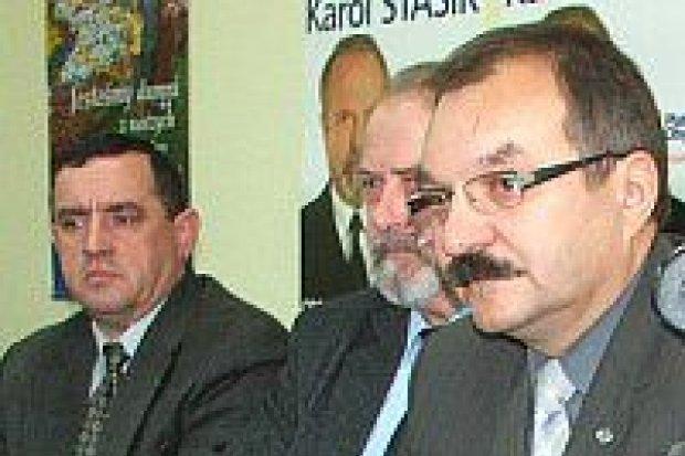 PO, PSL i SLD podpisały porozumienie