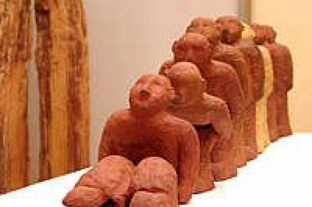 Wystawę poplenerową można oglądać w Muzeum Ceramiki