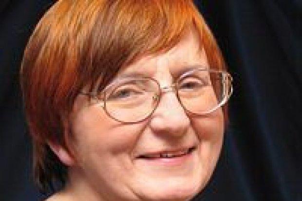 Marita Benke-Gajda prezentuje swoje anioły