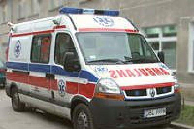 Dwa wypadki drogowe wydarzyły się pod Legnicą