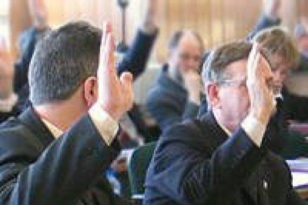 Radni PiS próbowali zaatakować władze powiatu