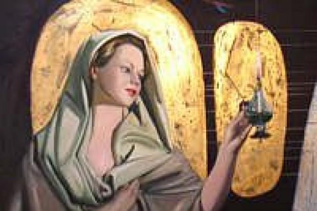 Malarstwo Victora Alshevsky'ego prezentuje Muzeum Ceramiki