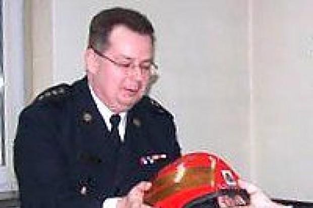 Jest nowy zastępca komendanta straży pożarnej