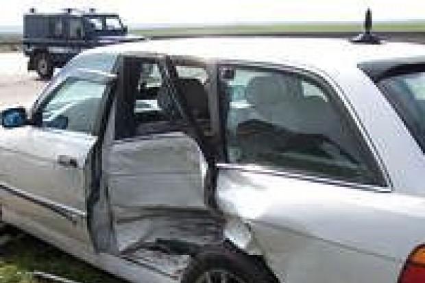 Do niegroźnego wypadku doszło w Lipianach