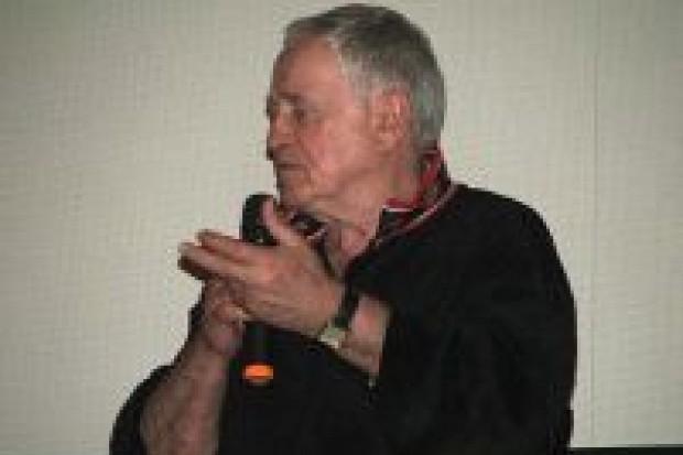 Spotkanie z Janem Nowickim odbyło się w Orle