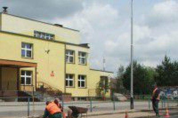 Rozpoczęła się budowa zatoki autobusowej
